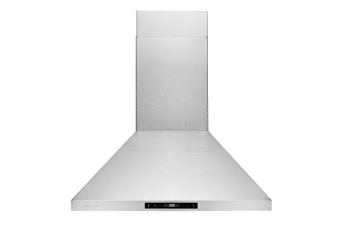 top best rated wall mount range hood reviews hauslane