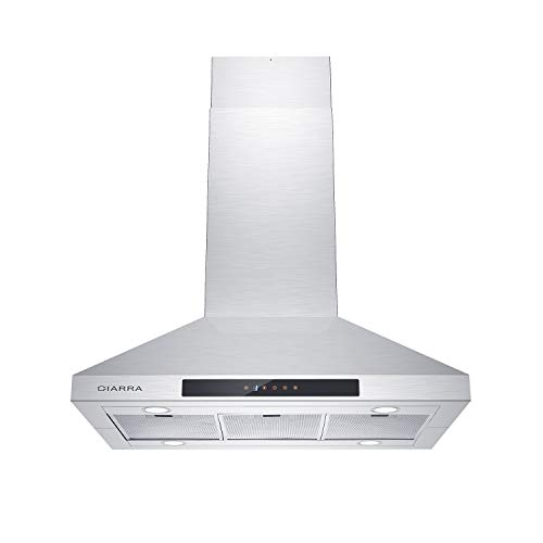 top best rated island range hood reviews ciarra