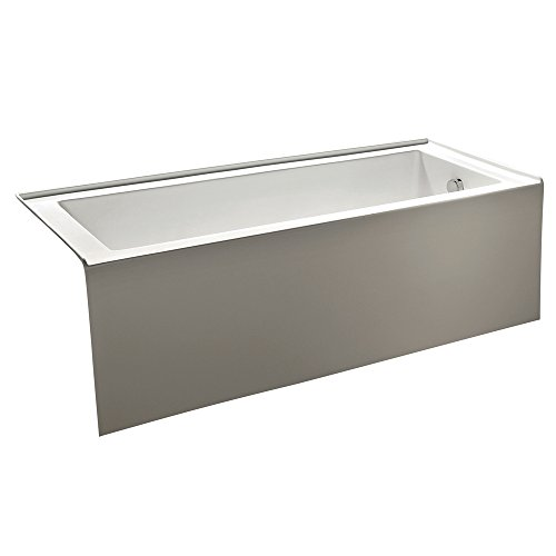 top best rated acrylic alcove bathtub reviews kingston brass