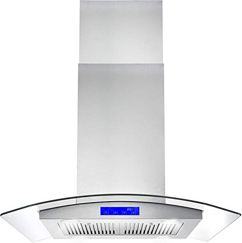 top best rated island range hood reviews cosmo