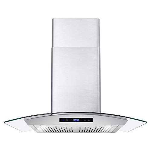 top best rated quiet quietest range hood reviews cosmo