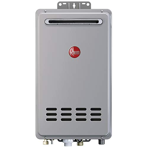 top best rated outdoor tankless water heater reviews rheem