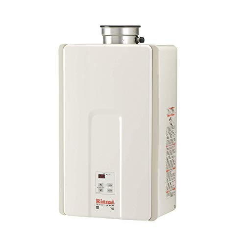 top best rated tankless propane water heater reviews rinnai v65ip
