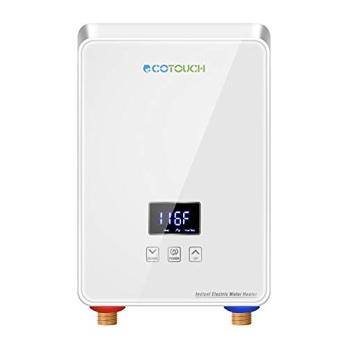 ecotouch best point of use tankless water heater