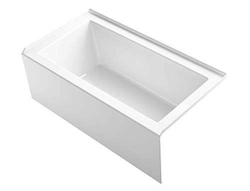 top best rated acrylic alcove bathtub reviews kohler