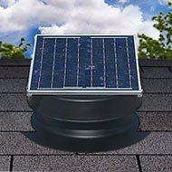 top best rated natural light solar attic fan florida