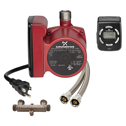top best rated grundfos hot water recirculating pump comfort system