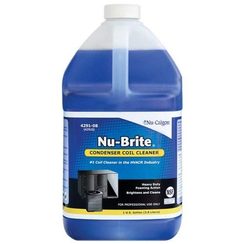 top best rated ac coil cleaner nu-brite