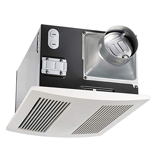 panasonic whisperwarm bathroom exhaust fan with heater