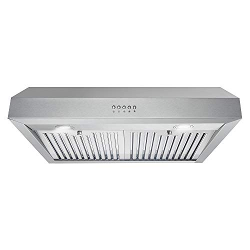 cosmo uc30 contemporary ductless range hood