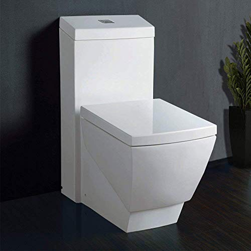 woodbridge square design best dual flush toilet