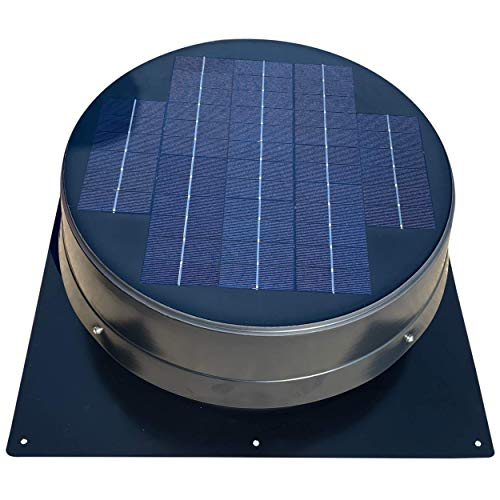 top rated best solar powered attic fan reviews
