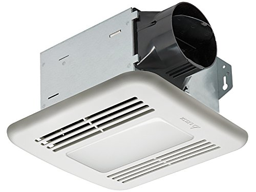 top best rated bathroom exhaust fan with led light delta breezintegrity