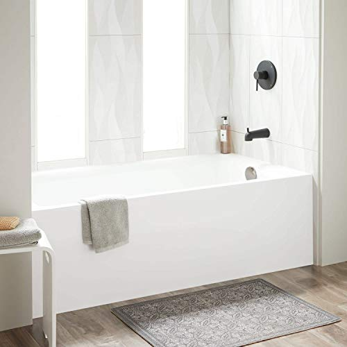 top best rated acrylic alcove bathtub reviews signature hardware