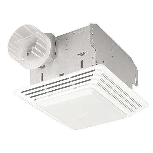 broan 678 bathroom exhaust fan with light