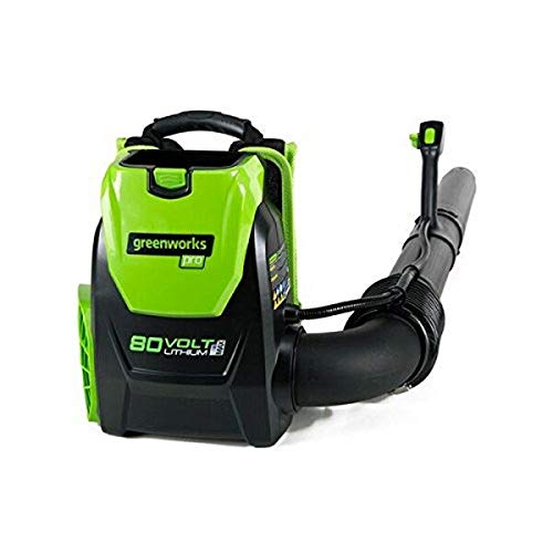 top best rated battery backpack blower reviews greenworks