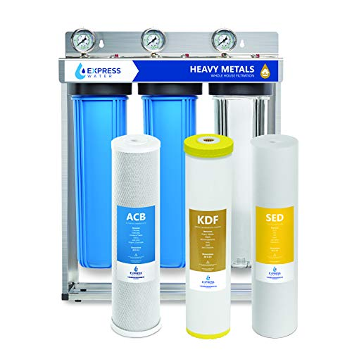 express water whole house water filter