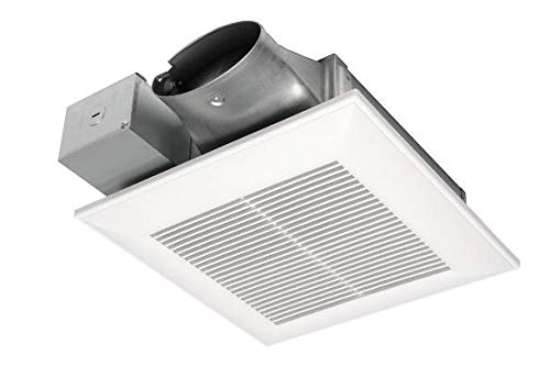 panasonic bathroom fan with condensation (humidity) sensor   whispervalue