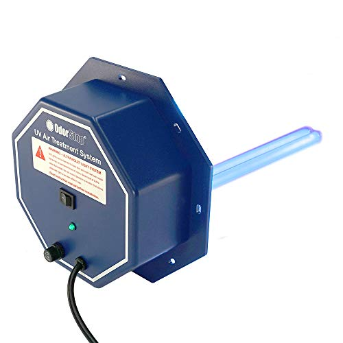 odorstop uv light for hvac