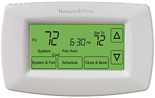 honeywell programmable thermostat under $50