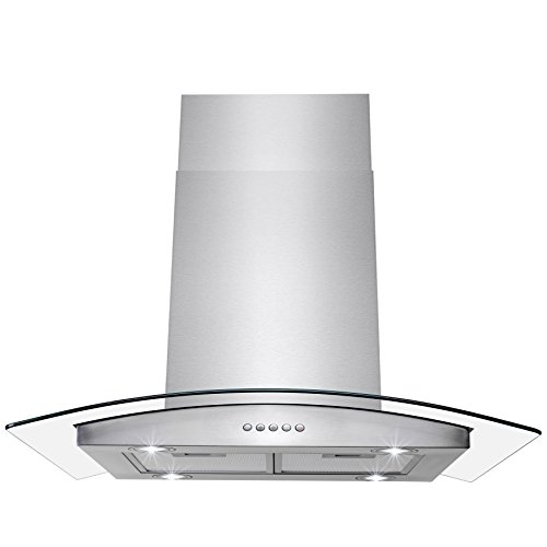 top best rated island range hood reviews akdy