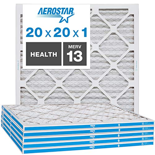 top best rated air conditioner filter for allergies aerostar