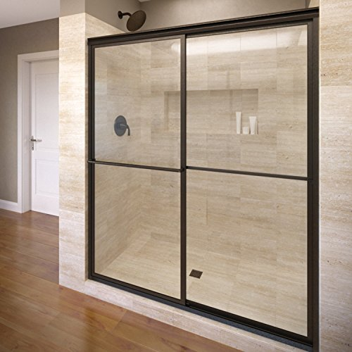 top rated best framed shower door reviews basco