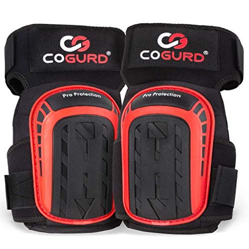 cogurd heavy duty knee pads for roofing