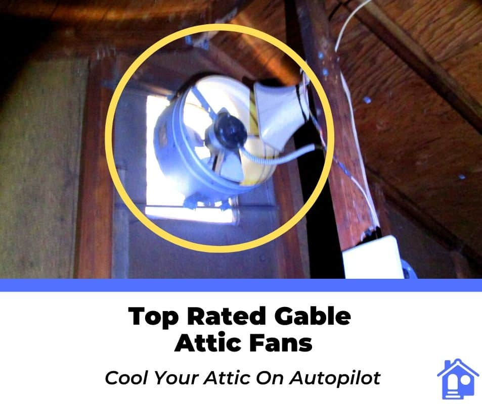 best gable attic fans