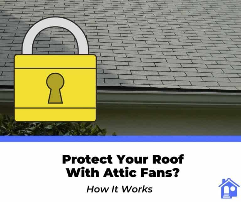 protect your roof with attic fans