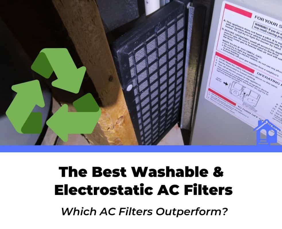 best washable furnace filters