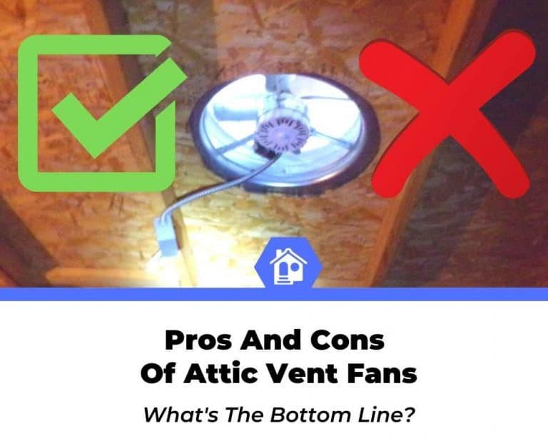 pros and cons of attic ventilation fans (1)