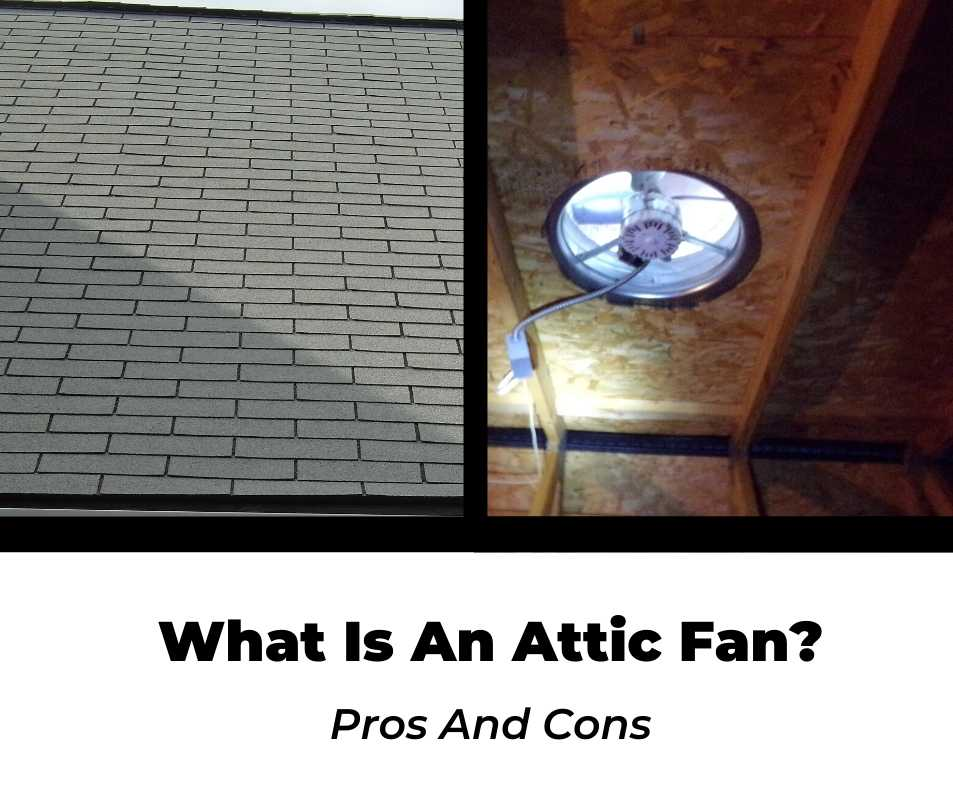 what is an attic fan
