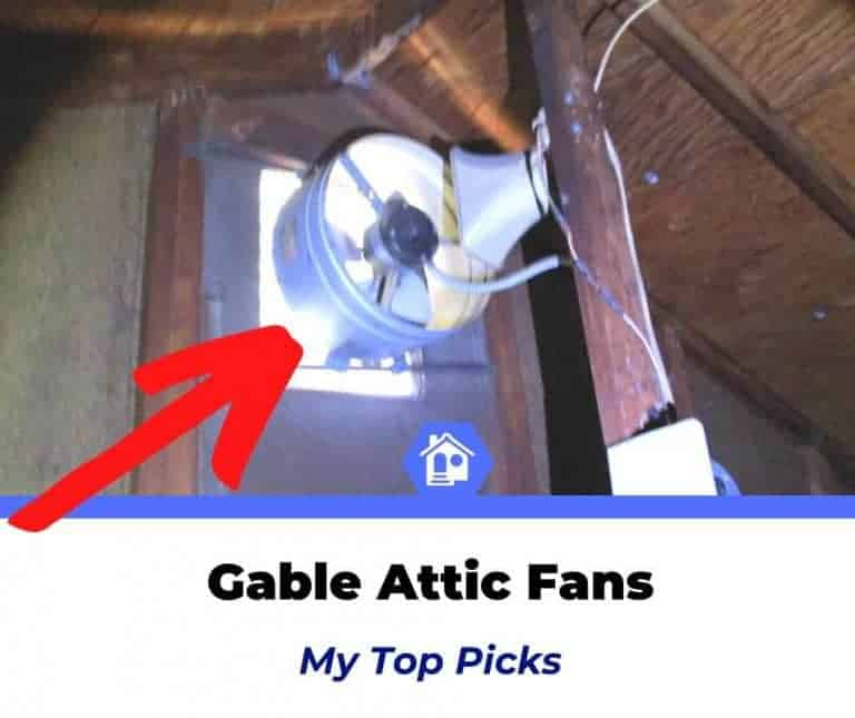 top best rated gable attic fan reviews