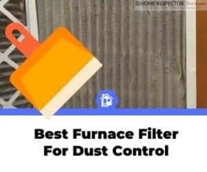 top best rated furnace filter for dust control