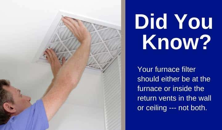 where is my furnace filter located (1)