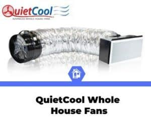 top best rated quietcool whole house fan