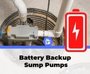 top best rated battery backup sump pump reviews