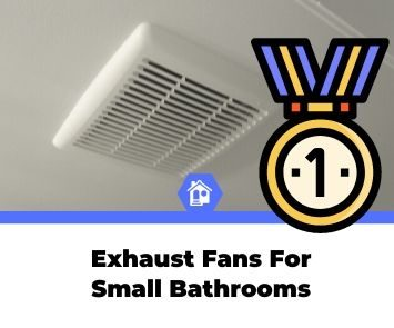 top best rated exhaust fan for small bathroom reviews