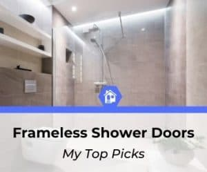 top best rated frameless shower doors reviews