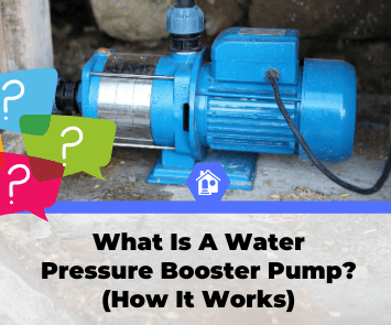 what is a water pressure booster pump (how it works)