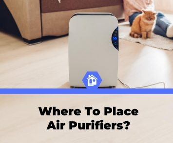where should i place my air purifier