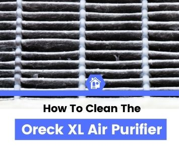 how to clean oreck xl professional air purifier