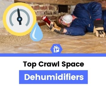 top best rated crawl space dehumidifiers reviews
