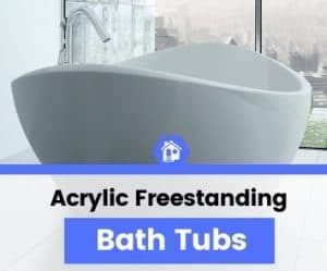 top best rated acrylic freestanding tub reviews (1)
