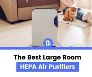 top best rated large room hepa air purifier reviews