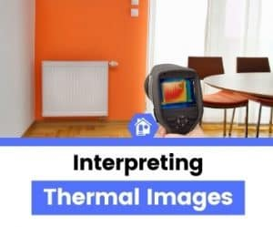 how to interpret thermal images