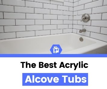 top best rated acrylic alcove bathtubs reviews