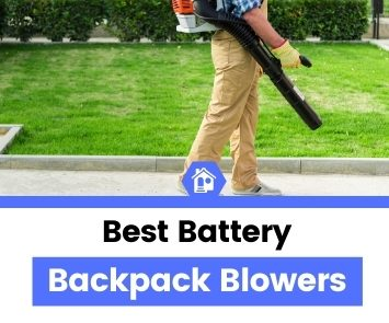top best rated battery backpack blowers reviews