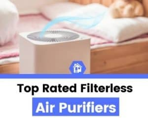 top best rated filterless air purifier review